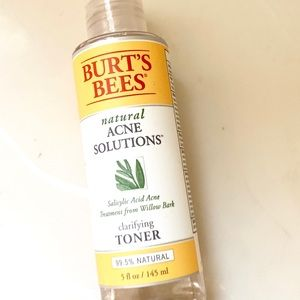 Burt's Bees Other - BURT'S BEES: Natural Acne Toner 5 fl Oz